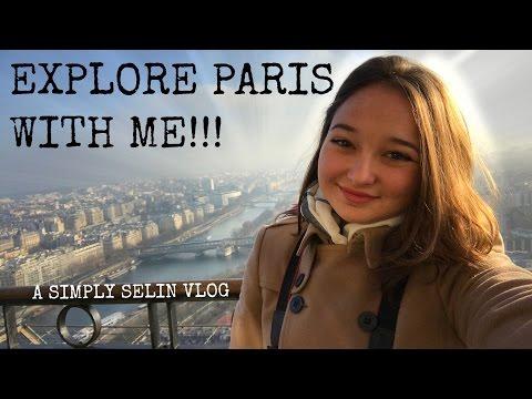 COME EXPLORE PARIS WITH ME! | paris vlog series #1