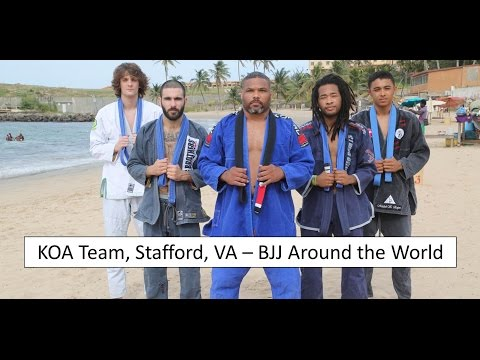 BJJ Around the World: Genghis Con Films, Rollin in Dakar Trailer