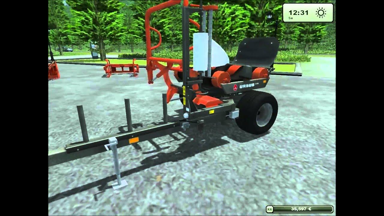 Farming Simulator New DLC Ursus Pack