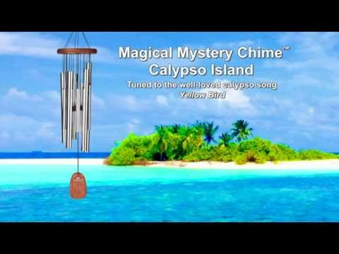 Magical Mystery Chime - Calypso Island by Woodstock Chimes Thumbnail