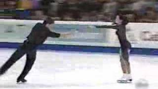 Elizabeth Punsalan and Jerad Swallow 1998 Worlds FD