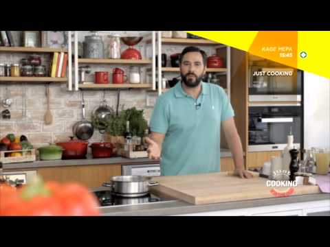 JUST COOKING - trailer Δευτέρα 22.6.2015