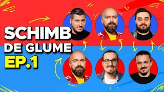 Schimb de Glume | Stand-up Comedy | ep.1