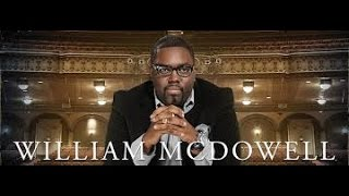 As We Worship by William McDowell lyrics