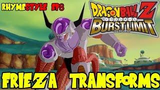 Dragon Ball Z Burst Limit: Enraged Frieza vs Vegeta! First Transformation Ep 8