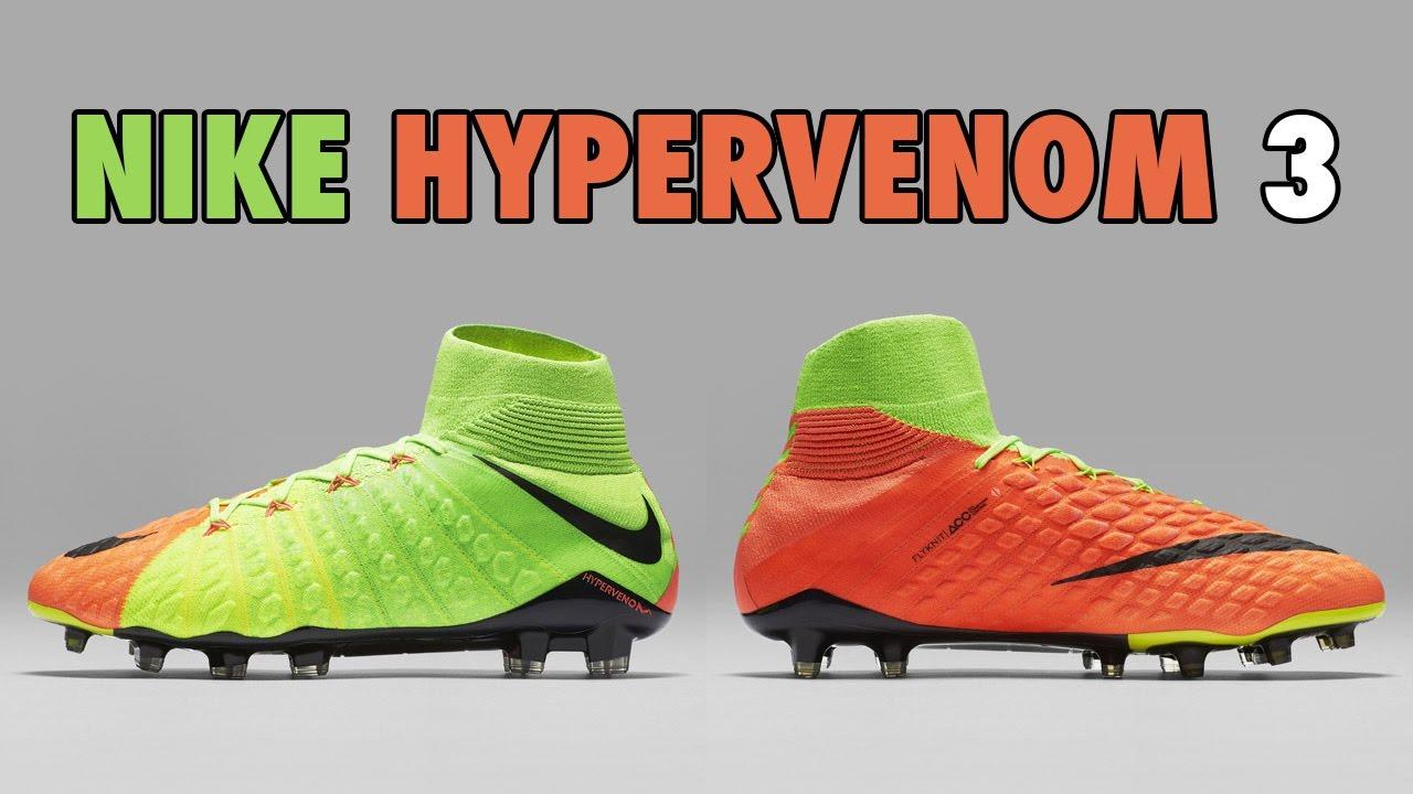 e2d944651b3d Nike Hypervenom 3 Released - YouTube
