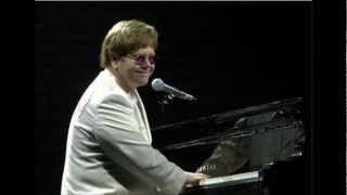 #12 - Blessed - Elton John - Live SOLO in Syracuse 2000