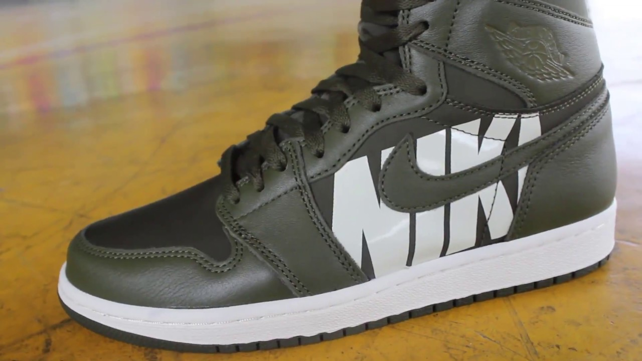 Nike Air Jordan 1 Retro High OG \