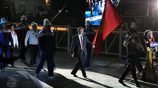 Dünya Göçebe Oyunları-Kırgızistan