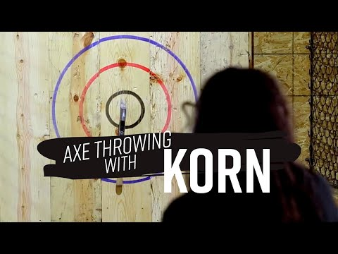 None - Just A Couple Of Guys From Korn Throwing Some Axes