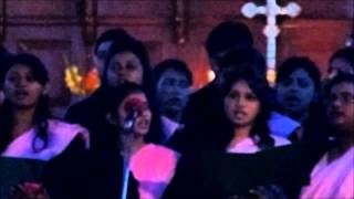 "Hindi Christmas Song ""Aasmaano Se"" By B.Ed Students Of Christian College [HD]"
