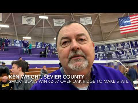 Ken Wright Of Sevier County