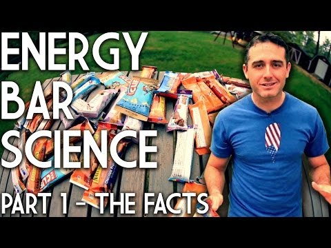 The Truth Behind Energy Bars | Untamed Science