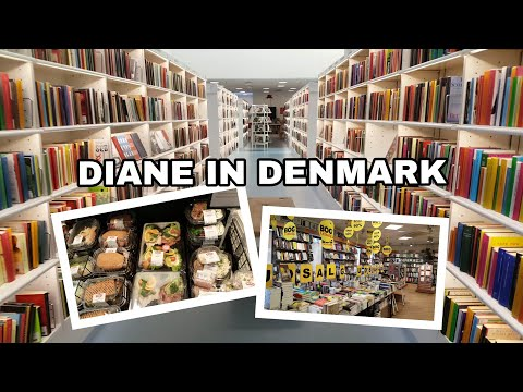 Flylady Thursday: my Errand Day (Copenhagen, Denmark)!
