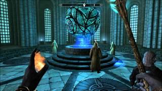 Elder Scroll The Eỳe Of Magnus Finale. Killing Ancano
