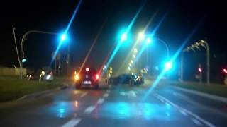 Sick E36-E30 Illegal Street Drifting with traffic