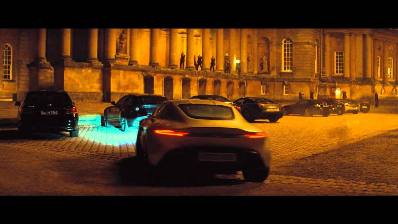 007 Spectre - Extrait Palazzo Exit - VF