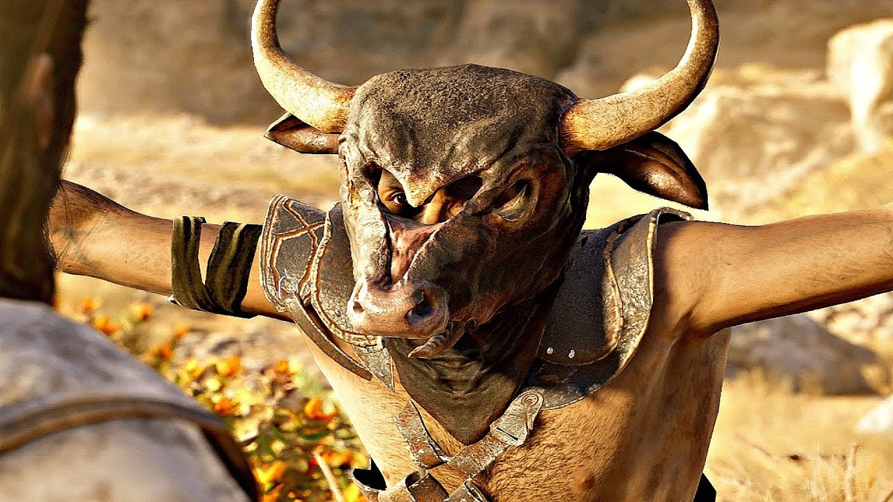 Ac Odyssey Minotaur