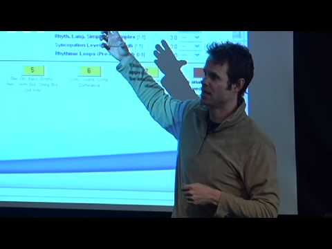 Tim Westergren (Co-Founder of Pandora) Lecture - Legal Issues in Digital Music (2/2)