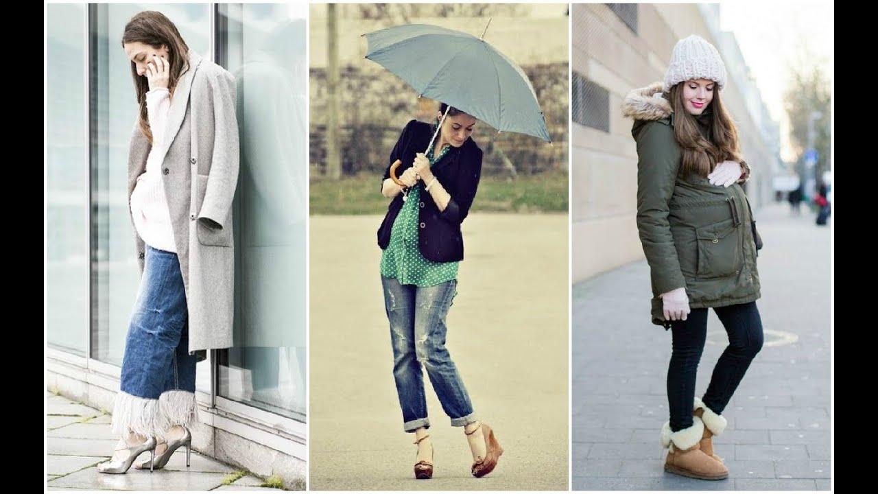 c4733ebfb MODA PARA EMBARAZADA - Coleccion Invierno ♥  Fashion  Moda  Embarazadas