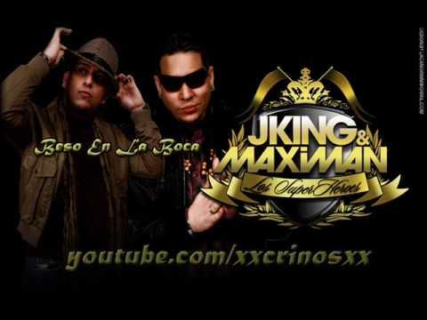 J-King & Maximan - Beso En La Boca (Official Remix)