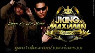 J-King & Maximan - Beso En La Boca (Official Remix)