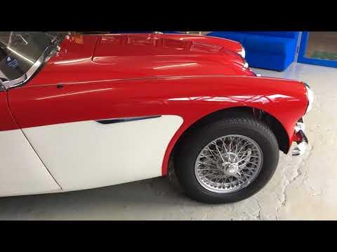 Austin Healey 3000 MkII - 1962