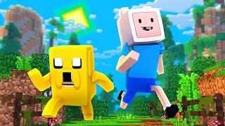 Minecraft: *NOVO* MOD de HORA DE AVENTURA! ‹ PAULINHU ›