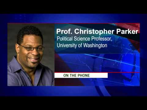 Christopher Parker-Professor of Social Justice and Political Science at the University of Washington