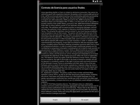 Configuración Avaya One-X Mobile IPO