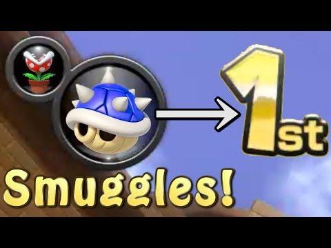 Mario Kart 8 Deluxe Item Smuggling 13