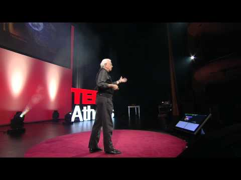 Are there limits? Stamatis Krimigis at TEDxAthens 2013