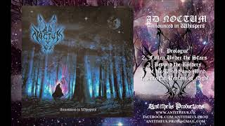 Gambar cover AD NOCTUM - Announced in Whispers (Official Stream)