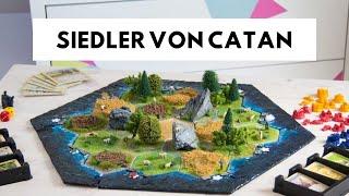 Скачать Mega DIY Die Siedler Von Catan In 3D