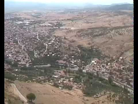 from Bergama to the ruins of Pergamon(Pergamum) by funicular