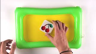 Colorful Jelly Toys DIY Handmade Educational Toy | Jelly Toy Kid's TV
