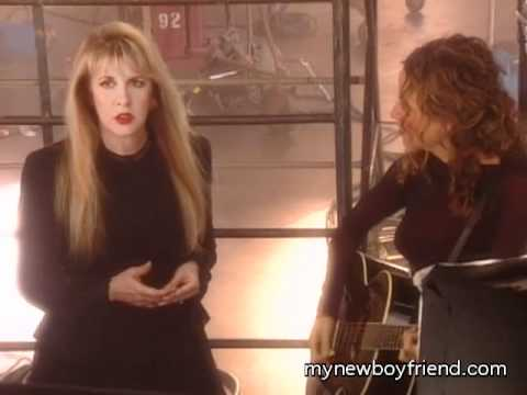 Stevie Nicks & Sheryl Crow   If You Ever Did Believe Vid Shoot 1 of 2
