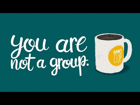 You are not a group