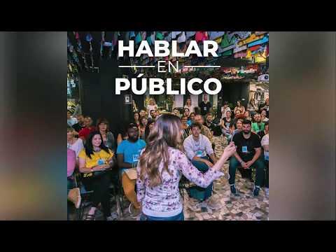 Hablar en público por la experta en comunicación Mónica Galán Bravo.