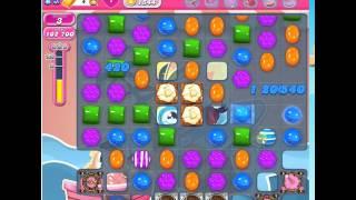 Candy Crush Saga Level  1544 (* No Booster)