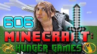 Minecraft: Hunger Games w/Mitch! Game 606 - OVERPOWERED SPONSOR DEATH MATCH!