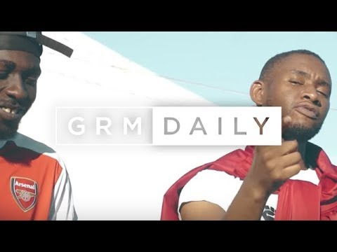 The Force - Keep up [Music Video]   GRM Daily