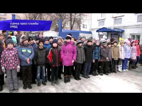 Открытие мемориальной доски Нолинске. Место происшествия 02.03.2015