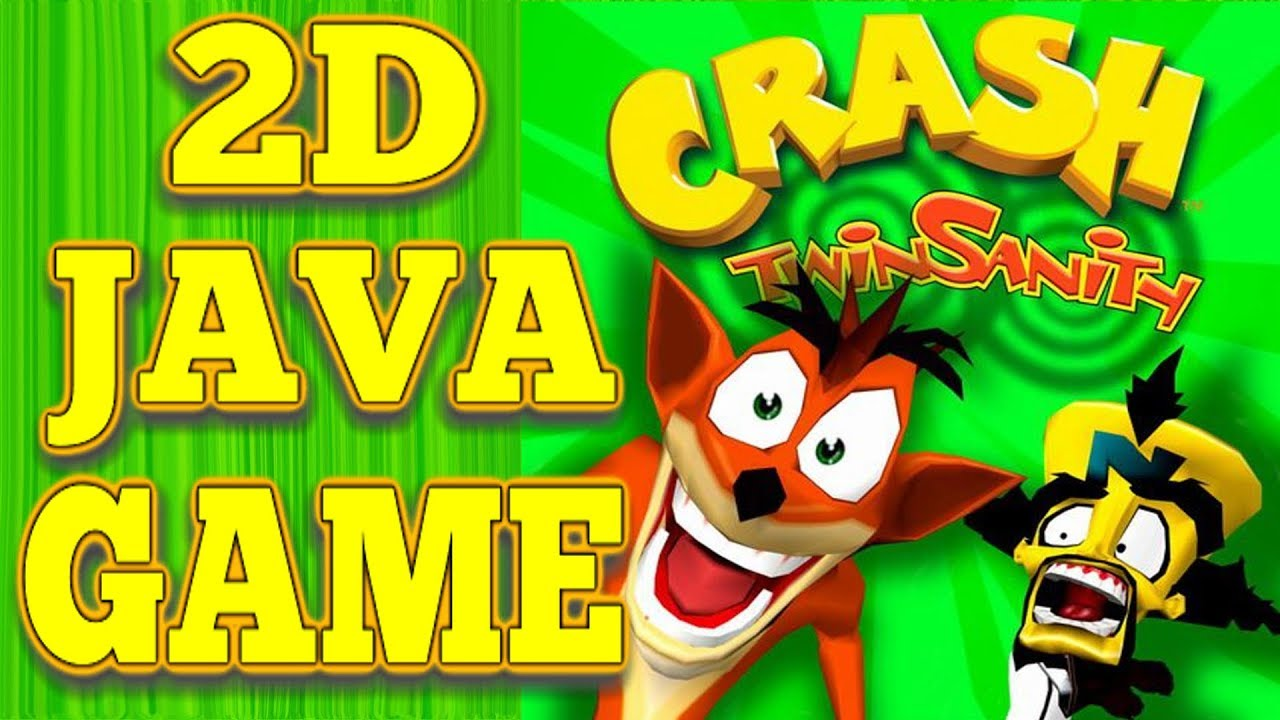 Crash Twinsanity 2D Mobile JAVA GAME FULL WALKTHROUGH (wonderphone 2004  year)