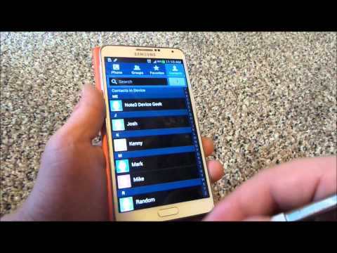How To Import/Export Contacts On Your Smart Phone