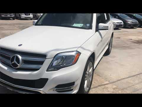 2015 WHITE MERCEDES-BENZ GLK 350 (WDCGG5HB3FG) with an 3.5L engine, Automatic transmission, located at 6921 40th St N, Pinellas Park, FL, 33781, (727) 366-8136, 27.834944, -82.687653 - Photo #0