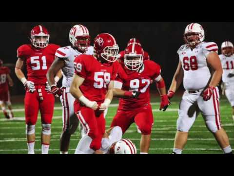 Denison Football vs Wittenberg 2016