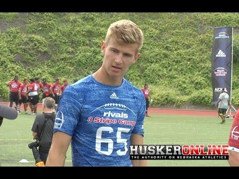HOL HD: Shough hoping for  Nebraska offer