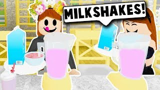 BUYING ALL NEW FURNITURE AND MAKING NEW FOOD! NEW UPDATE! (Roblox Bloxburg) Roblox Roleplay