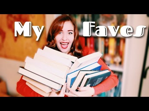 MY FAVORITE BOOKS!